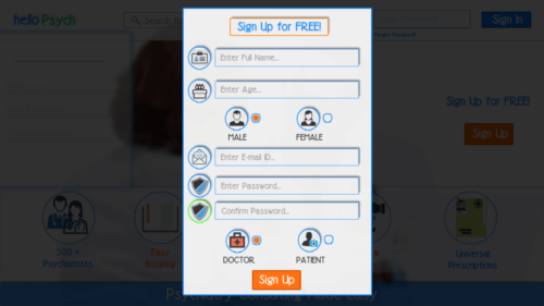 Sign-Up-Click-Wireframe